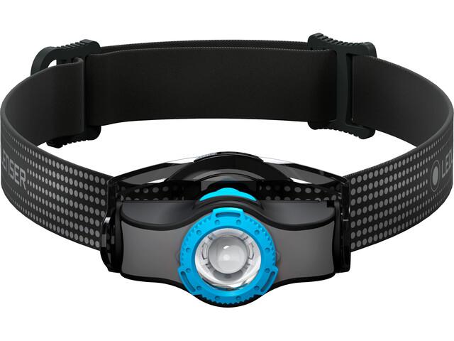 Led Lenser MH3 Lampe frontale, black/blue